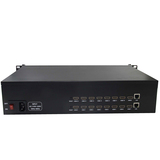 2U Rack 16 In 1 H.264 HDMI Video Encoder