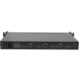 1U Rack 4 Channels H.264 HDMI Video Encoder