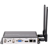 H.265 H.264 Video Decoder WIFI with SDI + HDMI + CVBS + VGA + Audio Output