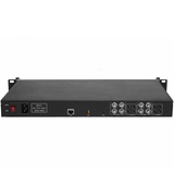 1U Rack 8 Channels H.264 CVBS /AV /RCA Encoder