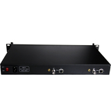 1U Rack 2 Channels HEVC H.265 /H.264 SDI Encoder
