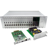 3U Rack 16 Channels MPEG-4 /H.264 AVC HDMI Video Encoder