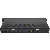 1U Rack 8 In 1 HEVC H.265 /H.264 HDMI Encoder