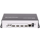 4K UHD H.264 /AVC 4 Channels HDMI Video Encoder