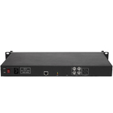 1U Rack 4 Channels H.264 CVBS /AV /RCA Encoder
