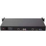 1U Rack H.264 HDMI+SDI+VGA+YPbPr+CVBS Video Encoder